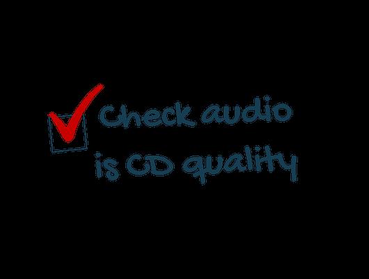 CD Checklist 7