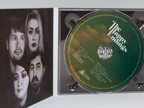 CD Digipak