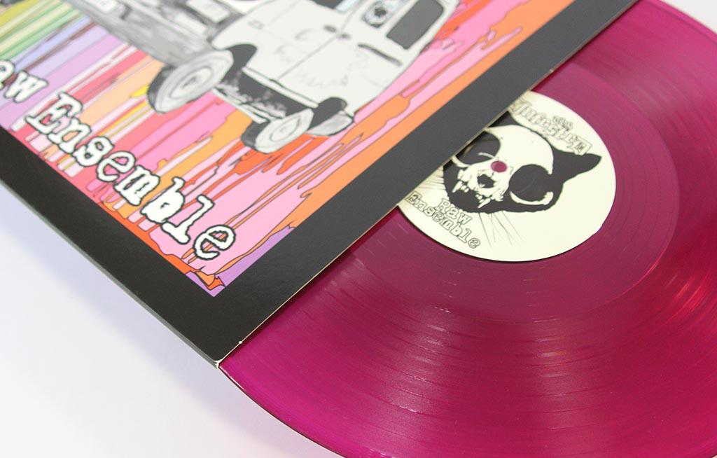 Vinyl Pressing in the UK - 7