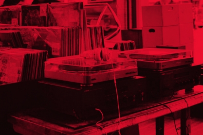 Vinyl-Player